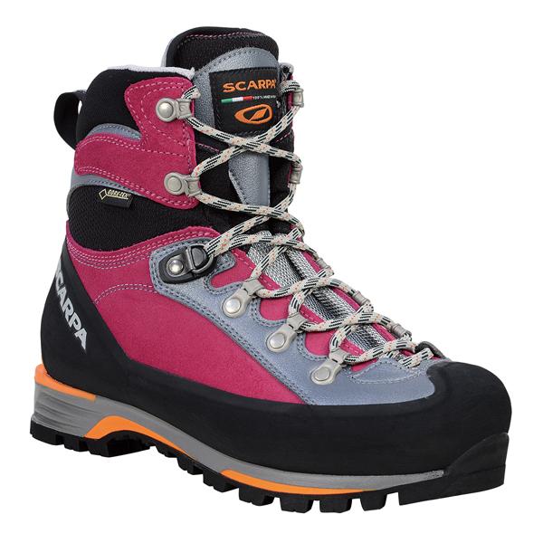 SCARPA(スカルパ) トリオレ プロ GTX WMN/マゼンタ/#37 SC23021女性用 ピンク ブーツ 靴 トレッキング トレッキングシューズ トレッキング用 アウトドアギア