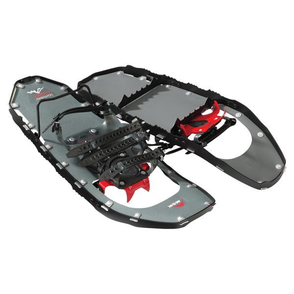 MSR(エムエスアール) ライトニングアッセント/22インチ/ブラック 40203ブラック スノーシュー トレッキング 登山 アウトドアギア