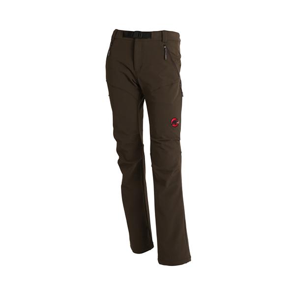 Mammut(マムート) SOFtech TREKKERS Pants Women/4960khaki/M 1020-09770女性用 カーキ ロングパンツ レディースウェア ウェア ロングパンツ女性用 アウトドアウェア
