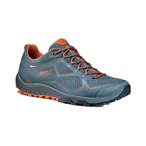 ASOLO(アゾロ) AS.フライヤ- MS/GOBBL/K8.0 1829683男性用 ブルー ブーツ 靴 トレッキング トレッキングシューズ ハイキング用 アウトドアギア
