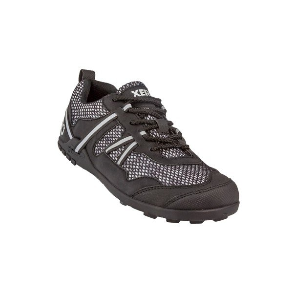XEROSHOES(ゼロシューズ) テラフレックス メンズ/ブラック/M8.5 TXM-BLKアウトドアギア スニーカー・ランニング アウトドアスポーツシューズ トレッキング 靴 ブーツ ブラック