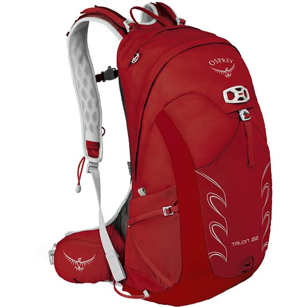 OSPREY(オスプレー) タロン 22/マーシャンレッド/M/L OS50253001006アウトドアギア トレッキング20 トレッキングパック バッグ バックパック リュック レッド 男性用 おうちキャンプ