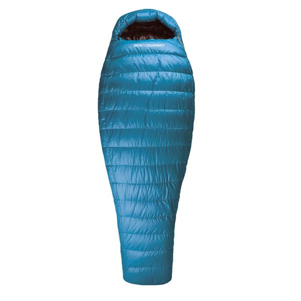 SEA TO SUMMIT(シートゥーサミット) テイラス TsI/ブルー/ショート ST81301男女兼用 ブルー 一人用(1人用) スリーシーズンタイプ(三期用) シュラフ 寝袋 アウトドア用寝具 マミー型 マミースリーシーズン アウトドアギア