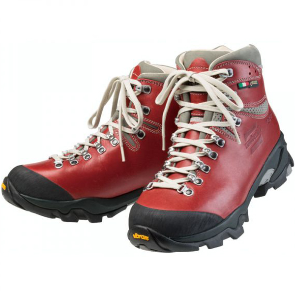 Zamberlan(ザンバラン) ヴィオーズLUX GT_WOMEN/220レッド/EU38 1120107女性用 レッド ブーツ 靴 トレッキング トレッキングシューズ ハイキング用 アウトドアギア