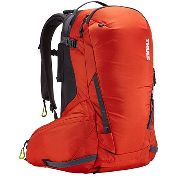 THULE(スーリー) Thule Upslope 35L Backpack- Roarangeオレンジ 209101男女兼用 オレンジ リュック バックパック バッグ トレッキングパック トレッキング30 アウトドアギア