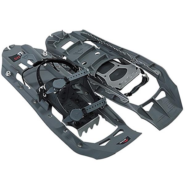 MSR(エムエスアール) EVO 2ストラップアッセント (ミネラル) 40004アウトドアギア 登山 トレッキング スノーシュー グレー 男女兼用