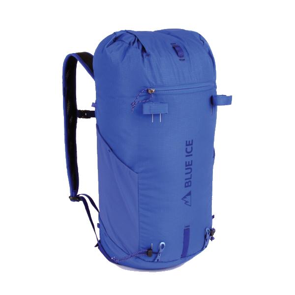 blue ice(ブルーアイス) ドラゴンフライII 25L/ターキッシュブルー 100015アウトドアギア トレッキング20 トレッキングパック バッグ バックパック リュック ブルー