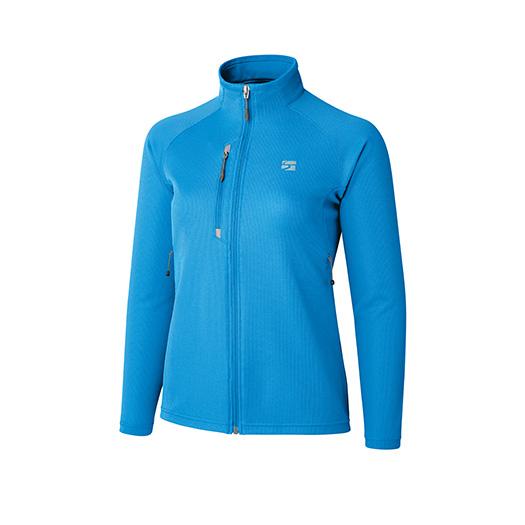 finetrack(ファイントラック) WOMENSドラウトセンサージャケット/LB/M FMW0131女性用 ブルー アウター レディースウェア ウェア ジャケット ジャケット女性用 アウトドアウェア