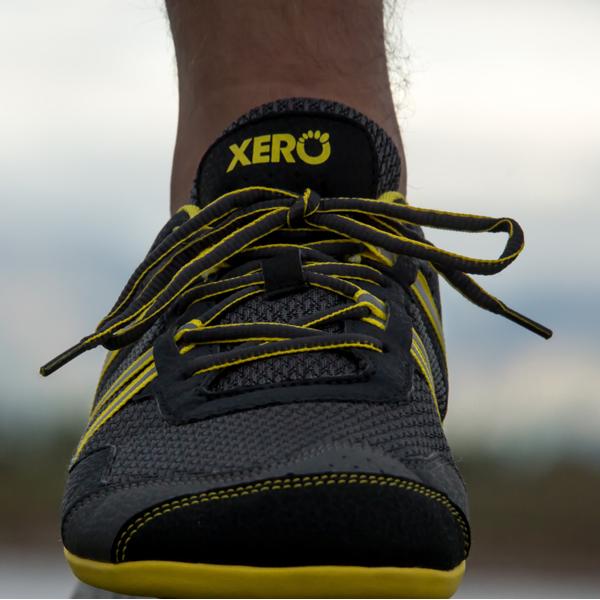 XEROSHOES(ゼロシューズ) プリオメンズ/トゥルーイエロー/M8 PRM-BKYLアウトドアギア スニーカー・ランニング アウトドアスポーツシューズ トレッキング 靴 ブーツ イエロー 男性用