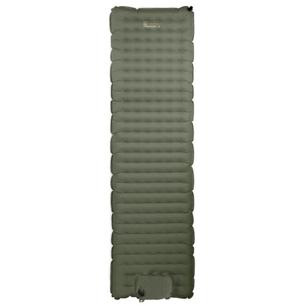 NEMO(ニーモ・イクイップメント) ベクターキャンプ インシュレーテッド20R NM-VCTC-20Rグレー マット アウトドア用寝具 アウトドア エアーマット エアーマット アウトドアギア