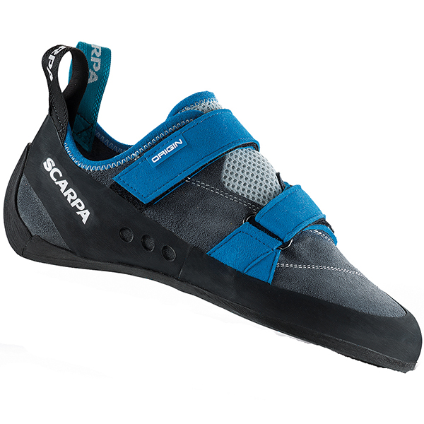 SCARPA(スカルパ) オリジン/アイアングレー/37.5 SC20202ブーツ 靴 トレッキング トレッキングシューズ クライミング用 アウトドアギア