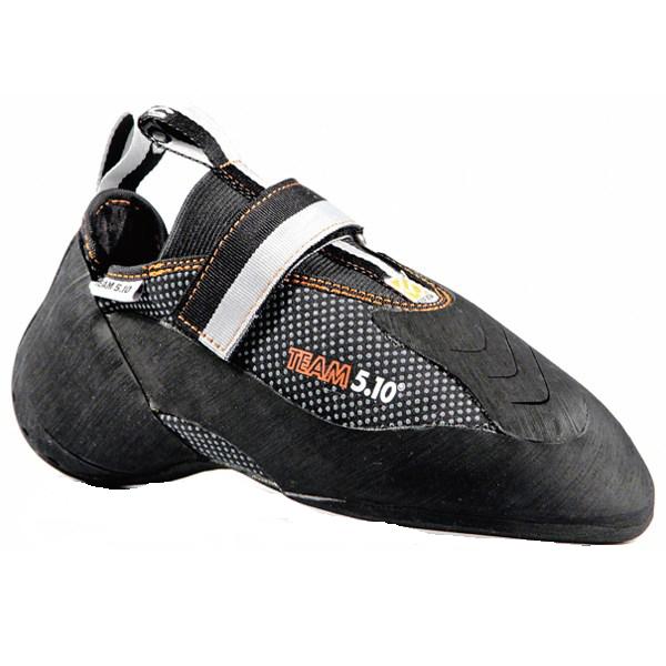 FIVETEN(ファイブテン) Team5.10/US4.5 1400472男性用 ブラック ブーツ 靴 トレッキング トレッキングシューズ クライミング用 アウトドアギア