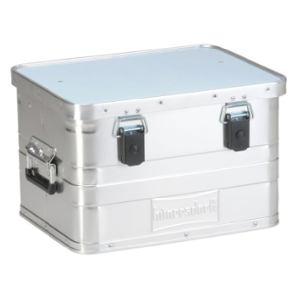hunersdorff (ヒューナースドルフ) Metal army Box 50L 451005燃料 アウトドア アウトドア 燃料タンク 燃料タンク アウトドアギア