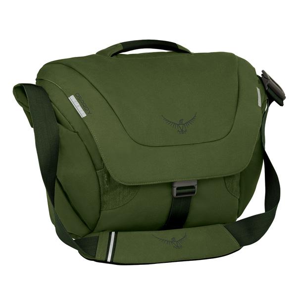 OSPREY(オスプレー) フラップジャッククーリエ/ピートグリーン OS53020グリーン ショルダーバッグ バッグ アウトドア アウトドアギア