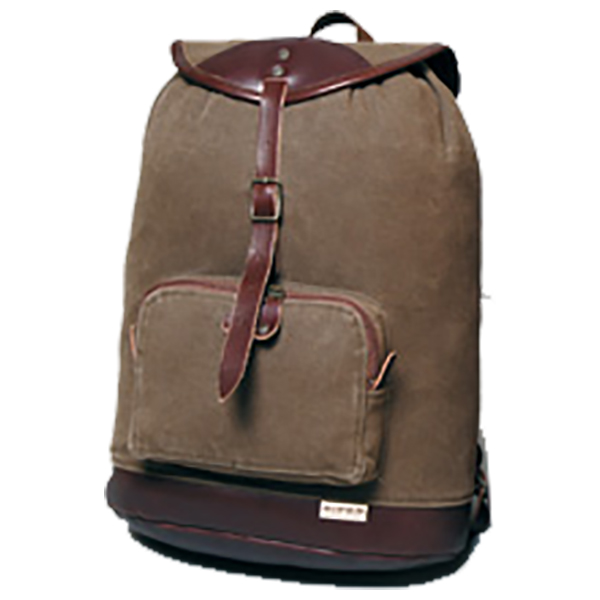 Ripen(ライペン アライテント) パーシモン ミニリュック/鉄 0140615ブラック リュック バックパック バッグ トレッキングパック トレッキング小型 アウトドアギア
