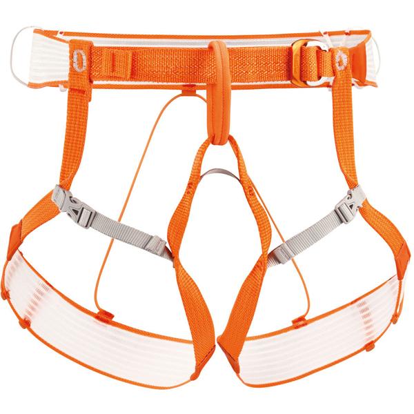 PETZL(ペツル) アルティチュード ML/M/L C19AMLアウトドアギア 指定なし 登山 トレッキング ハーネス オレンジ 男女兼用 おうちキャンプ