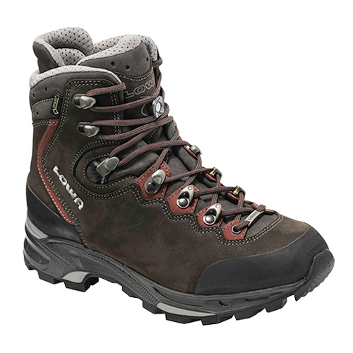 LOWA(ローバー) マウリア GT Ws/ダークブラウン×バーガンディ/4H L220645-4346-4Hアウトドアギア トレッキング用女性用 トレッキングシューズ トレッキング 靴 ブーツ ブラウン おうちキャンプ