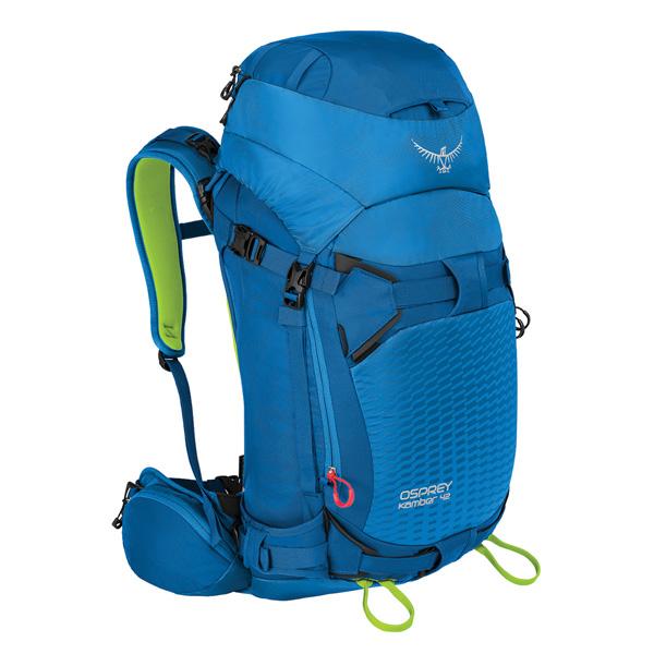OSPREY(オスプレー) キャンバー 42/コールドブルー/S/M OS52101男性用 ブルー リュック バックパック バッグ トレッキングパック トレッキング40 アウトドアギア