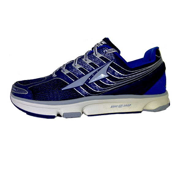 ALTRA(アルトラ) provision 2.5 Ms/navy silver/us8.5 A16442-085男性用 ネイビー ブーツ 靴 トレッキング アウトドアスポーツシューズ トレイルランシューズ アウトドアギア
