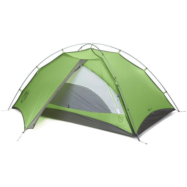 NEMO(ニーモ・イクイップメント) アンディ 2P NM-ADI-2Pグリーン 二人用(2人用) テント タープ 登山用テント 登山2 アウトドアギア