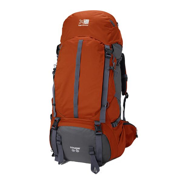 karrimor(カリマー) クーガー 75-95/モルテン 68267 682オレンジ リュック バックパック バッグ トレッキングパック トレッキング70 アウトドアギア