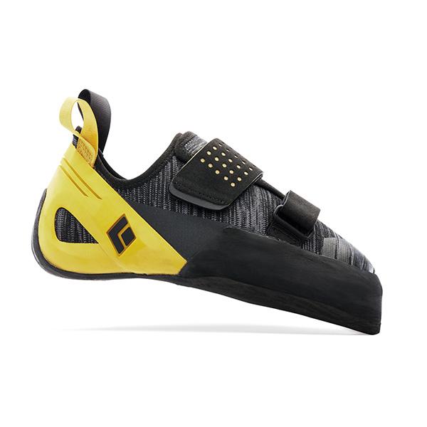 Black Diamond(ブラックダイヤモンド) ゾーン/カリー/11 BD25230001110アウトドアギア クライミングシューズ アウトドアスポーツシューズ トレッキング 靴 ブーツ イエロー 男性用 おうちキャンプ