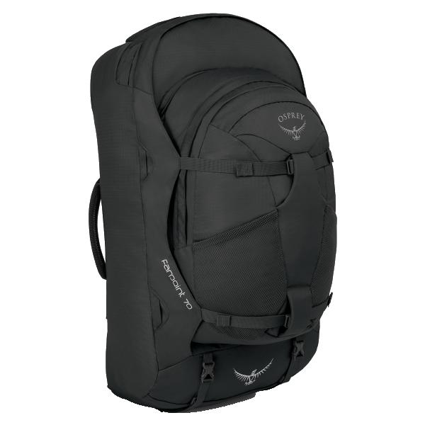 OSPREY(オスプレー) ファーポイント70/ヴォルカニックグレー/ワンサイズ OS55139グレー リュック バックパック バッグ トレッキングパック トレッキング70 アウトドアギア