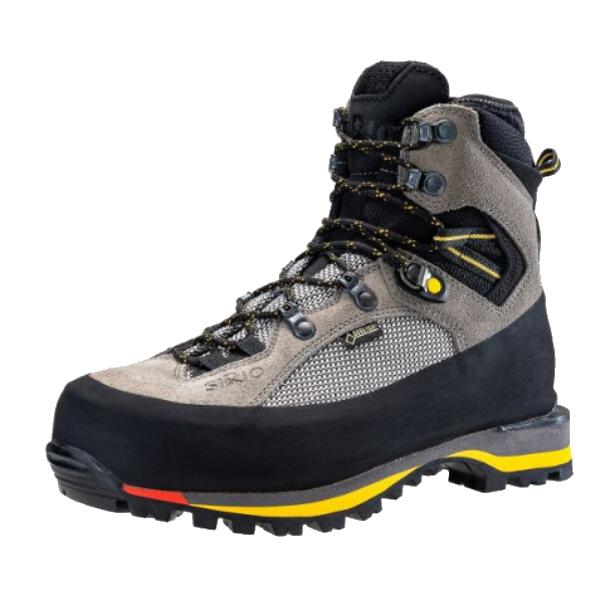 SIRIO(シリオ) P.F.730/GRY/27.5cm PF730アウトドアギア トレッキング用 トレッキングシューズ トレッキング 靴 ブーツ グレー 男性用