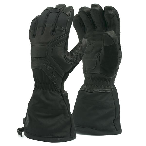 Black Diamond(ブラックダイヤモンド) Wsガイド/ブラック/M BD72072002005アウトドアウェア グローブ ウェアアクセサリー メンズウェア 手袋 ブラック 女性用