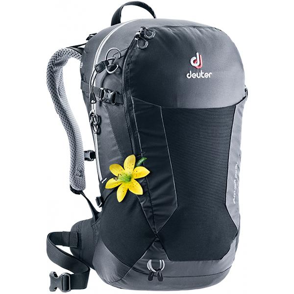 deuter(ドイター) フューチュラ 22 SL ブラック D3400018-7000アウトドアギア トレッキング20 トレッキングパック バッグ バックパック リュック ブラック 女性用
