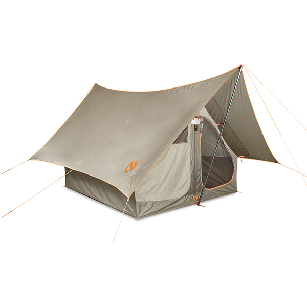 NEMO(ニーモ・イクイップメント) ダークティンバー 4P NM-DTB-4P-STグレー 四人用(4人用) テント タープ シェルター シェルター アウトドアギア