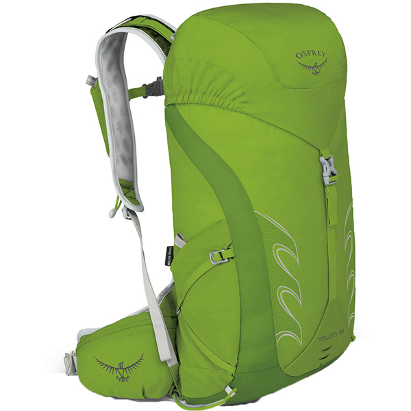 OSPREY(オスプレー) タロン 18/スプリンググリーン/S/M OS50254グリーン リュック バックパック バッグ トレッキングパック トレッキング小型 アウトドアギア