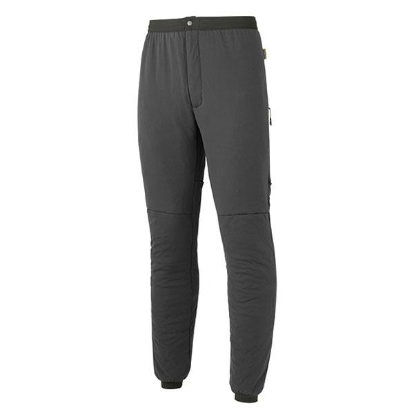 finetrack(ファイントラック) ドラウトポリゴン3パンツ Ms DG FMM0902男性用 グレー ロングパンツ メンズウェア ウェア パンツ 中綿入り パンツ 中綿入り男性用 アウトドアウェア