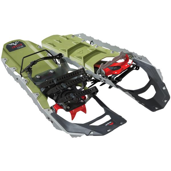 MSR(エムエスアール) REVOアッセント/22インチ/オリーブ 40210男性用 グリーン スノーシュー トレッキング 登山 アウトドアギア