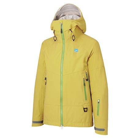 finetrack(ファイントラック) エバーブレスグライドジャケット Ws CG FAW1001女性用 グリーン アウター メンズウェア ウェア ジャケット 中綿入り ジャケット 中綿入り女性用 アウトドアウェア