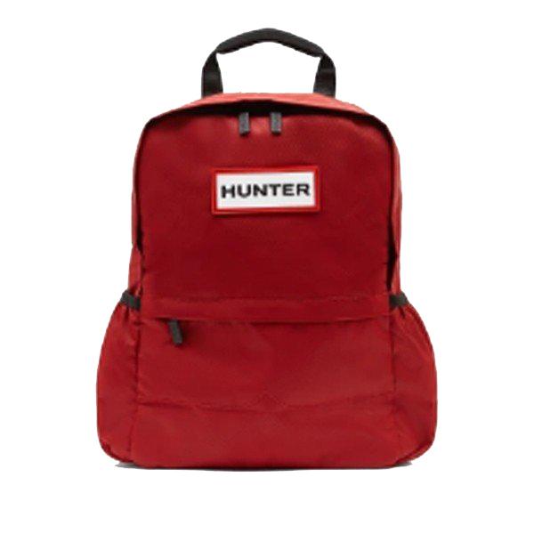 HUNTER(ハンター) ORIGINAL NYLON BACKPACK/MLR UBB5028KBMレッド リュック バックパック バッグ デイパック デイパック アウトドアギア
