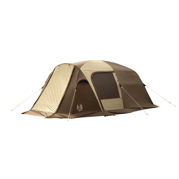 ogawa campal(小川キャンパル) ティエラ リンド 2761アウトドアギア キャンプ3 キャンプ用テント タープ 三人用(3人用) ブラウン