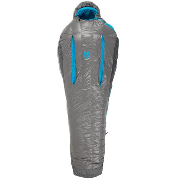 NEMO(ニーモ・イクイップメント) カユ 30 NM-KYU-30アウトドアギア マミースリーシーズン マミー型 アウトドア用寝具 寝袋 シュラフ グレー