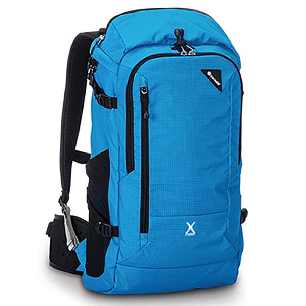 pacsafe(パックセーフ) ベンチャーセーフX30 Hブルー 12970173ブルー リュック バックパック バッグ トレッキングパック トレッキング30 アウトドアギア