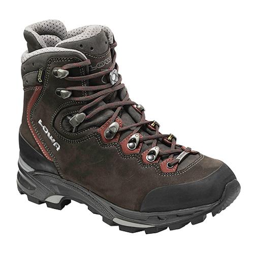 LOWA(ローバー) マウリア GT Ws/ダークブラウン×バーガンディ/6 L220645-4346-6アウトドアギア トレッキング用女性用 トレッキングシューズ トレッキング 靴 ブーツ ブラウン