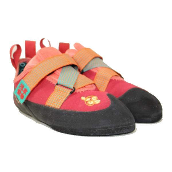 浅草クライミング KAGAMI/RED/25.0cm 171101アウトドアギア クライミング用女性用 トレッキングシューズ トレッキング 靴 ブーツ レッド