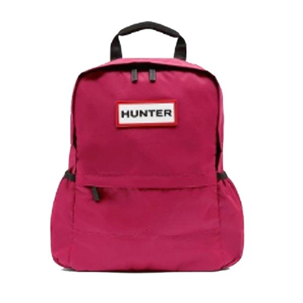 HUNTER(ハンター) ORIGINAL NYLON BACKPACK/RBP UBB5028KBMピンク リュック バックパック バッグ デイパック デイパック アウトドアギア