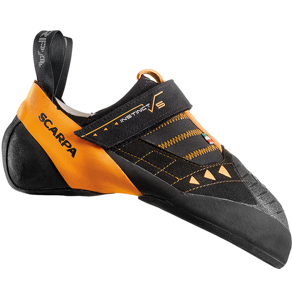 SCARPA(スカルパ) インスティンクトVS/ブラック/#37 SC20140ブラック ブーツ 靴 トレッキング トレッキングシューズ クライミング用 アウトドアギア