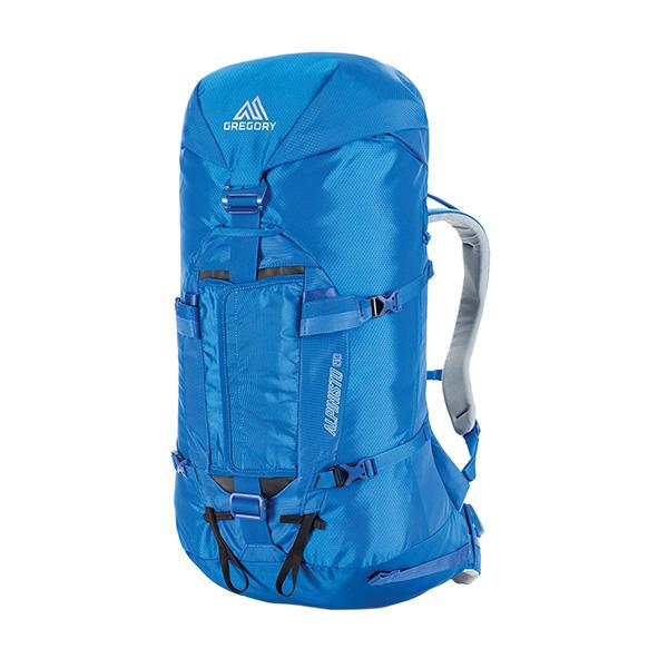 GREGORY(グレゴリー) アルピニスト50/マリーンブルー/L 650481531ブルー リュック バックパック バッグ トレッキングパック トレッキング50 アウトドアギア