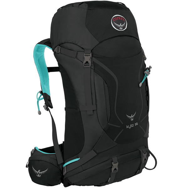 OSPREY(オスプレー) カイト 36/グレーオーキッド/XS/S OS50156女性用 グレー リュック バックパック バッグ トレッキングパック トレッキング40 アウトドアギア
