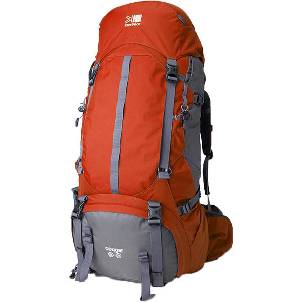 karrimor(カリマー) クーガー 55-75/モルテン 68367 683オレンジ リュック バックパック バッグ トレッキングパック トレッキング50 アウトドアギア