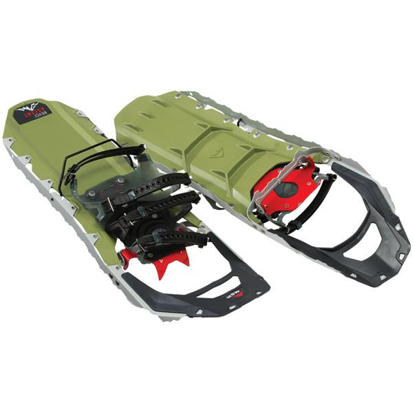 MSR(エムエスアール) REVOアッセント/25インチ/オリーブ 40211男性用 グリーン スノーシュー トレッキング 登山 アウトドアギア