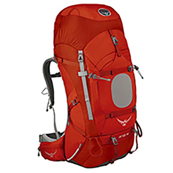 OSPREY(オスプレー) エーリエル 75/バーミリオンレッド/M OS50096レッド リュック バックパック バッグ トレッキングパック トレッキング70 アウトドアギア