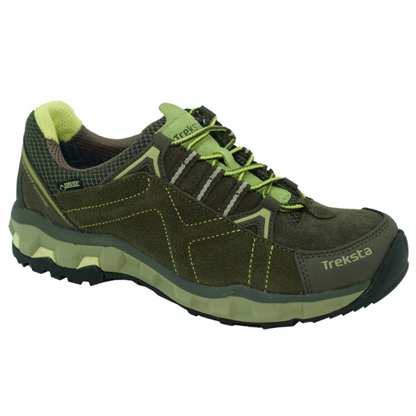 TrekSta(トレクスタ) リベロ GTX/カーキ270/245 EBK545カーキ ブーツ 靴 トレッキング アウトドアスポーツシューズ トレイルランシューズ アウトドアギア