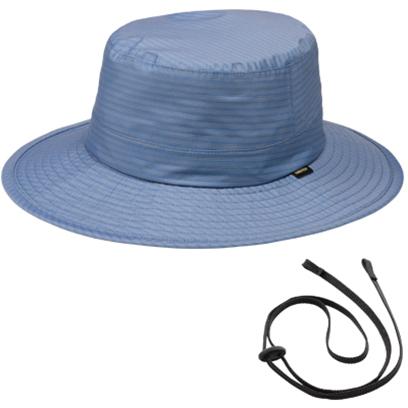 PuroMonte (professional monte) Gore-Tex gradation hat   blue  L HA002  rainwearware outdoor rain hat rain hat man and woman combined use outdoor  wear 4214766b481